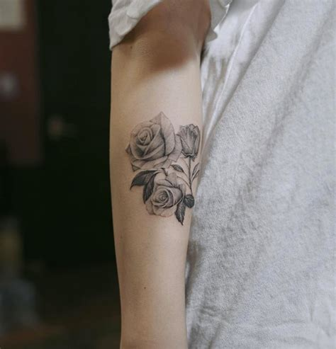 womens rose tattoos 60 must see tattoos for considering ink tattooblend