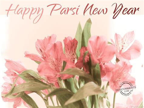 happy new year flower happy parsi new year flowers picture
