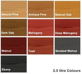 Cuprinol Exterior Wood Paint - wood paint colours chart crowdbuild for