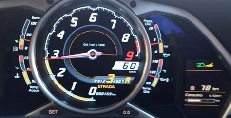 lamborghini aventador speedometer lamborghini aventador lp 700 4 review what it s like when