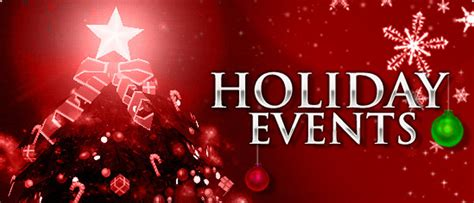 weston car service holiday events arrive at your next