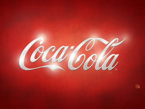 coca cola logo wallpaper logo brands   hd