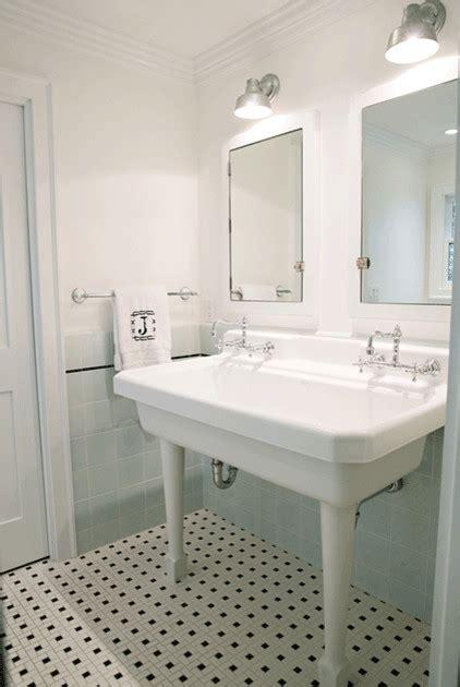 bathroom utility sink one bathroom sink two faucets design ideas