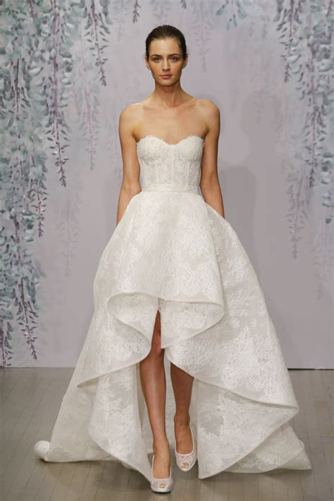 Wedding Dresses Lhuillier by Lhuillier Fall 2016 Wedding Dress Collection