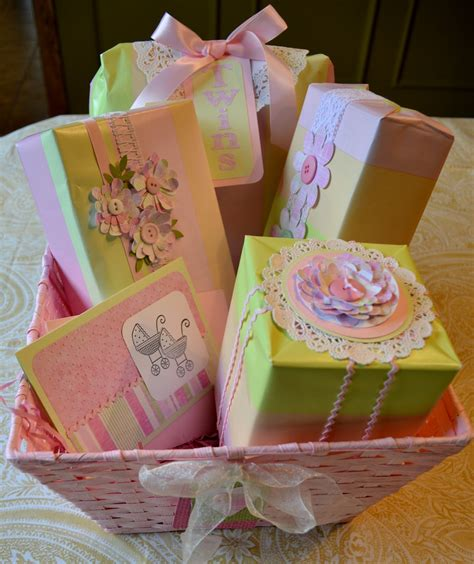 ways to wrap baby gifts corner of plaid and paisley baby shower gift wrap