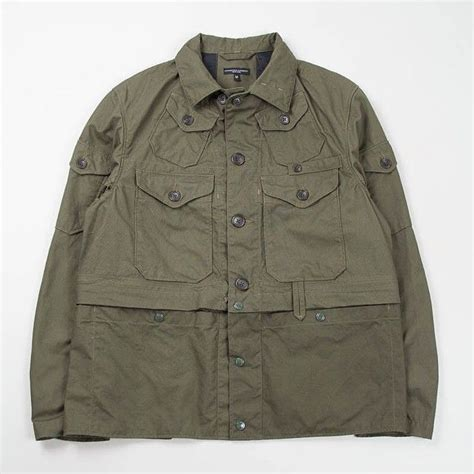 smartsideofcasual now this is a jacket engineered garments never cease to amaze me olive