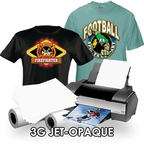 Transfer Paper 3g Opaque neenah 3g jet opaque transfer paper 1 step for inkjet