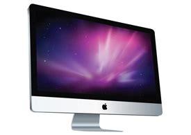 apple desk top imac apple desktop computer free vector