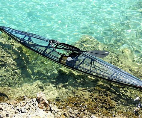 clear kayak foldable clear kayak