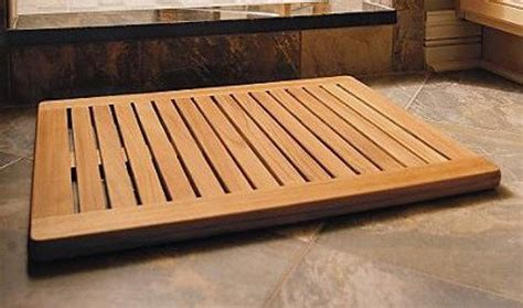wooden floor mat wooden bath mat wooden bath mat ikea grade a teak wood rectangular large 30 quot x24 quot bath floor mat