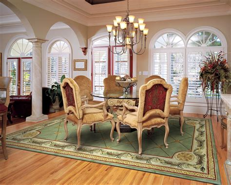 Best Material Dining Room Rug Some Tips And Ideas For Choosing And Applying The Right