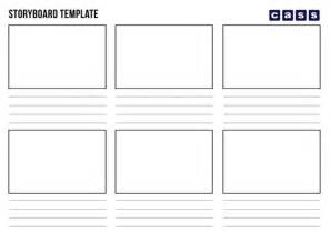 Storyboard Template 6 Boxes by Storyboard Template 6 Boxes By L E1984 Teaching