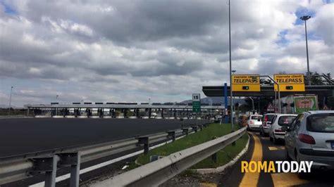 web autostrada a1 incidente autostrada a1 22 febbraio 2017