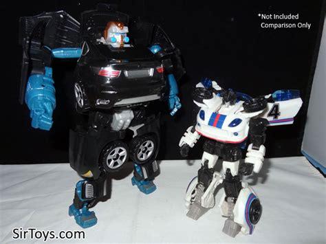 Flash Robo Black Original robot formers 04 black original sirtoys
