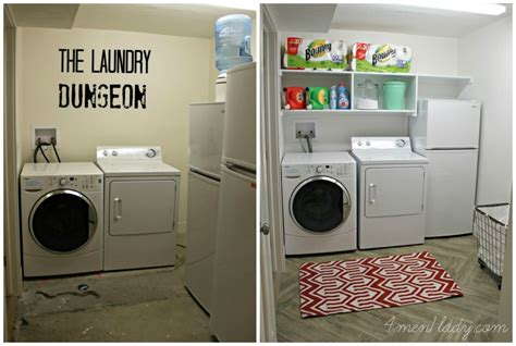 How To Make A Steam Room In Your Bathroom Laundry Room Makeover And Start Clean In 14