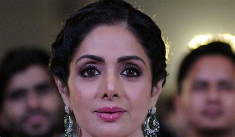sridevi news veteran actor sridevi passes away at the age of 54