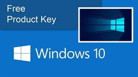 install windows 10 product key install windows 10 free product key part 2 youtube
