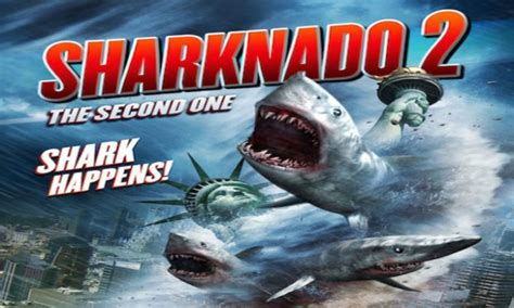 the second one and movienews watch trailer for sharknado 2 the second one debuts entertainment ie
