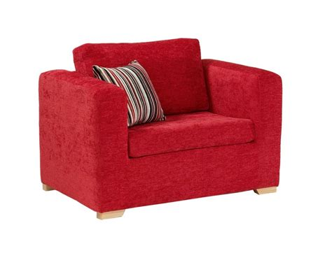 Red Armchair For Sale Milan Chair Bed