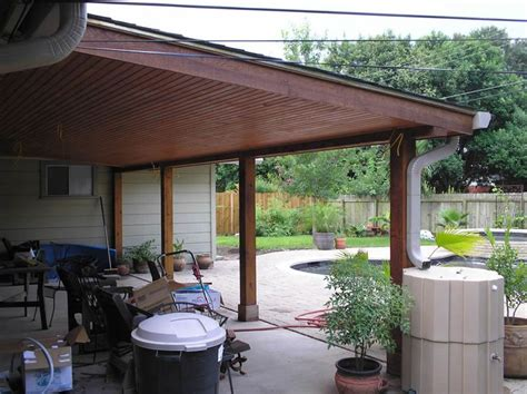 Covered Patio Roof Designs 17 Best Images About Ideas For The House On Pinterest Porch Roof Wood Patio And Cedar Shingles