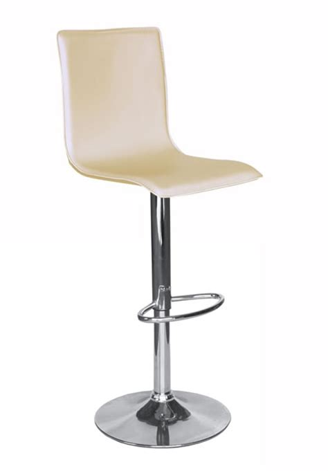 bar stools cream white cream kitchen breakfast bar stools chrome