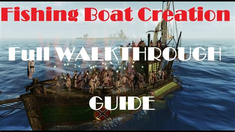how to get fishing boat archeage archeage how to make fishing boat guide to fishing