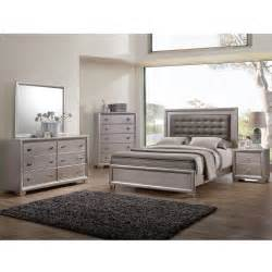 king bedroom set chagne 6 lastman s bad boy