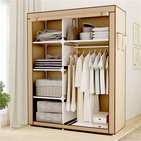 furniture portable closet organizer  clothes bia bdorg