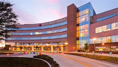 Hospital Tx Children S Hospital 100 Great Hospitals In America