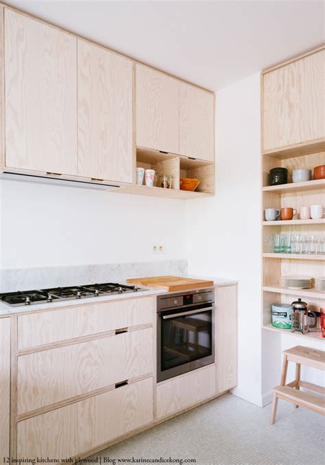 plywood kitchen how to create a stunning kitchen with plywood 12