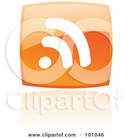 logo orange square royalty free wireless illustrations by cidepix page 1