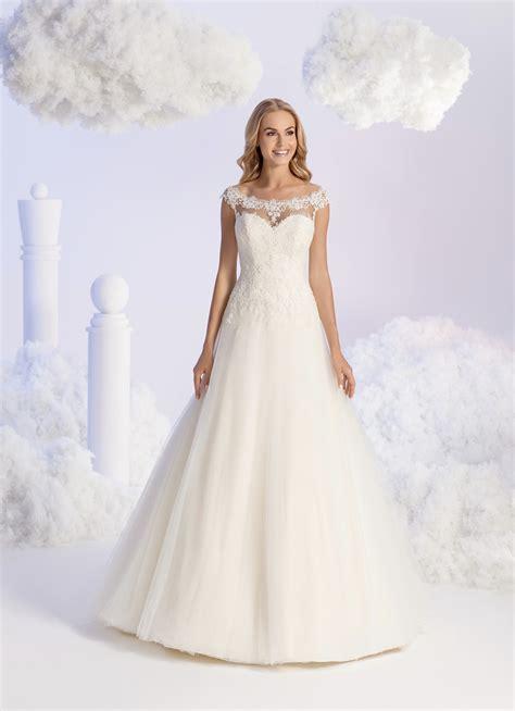 Preiswerte Brautkleider by Hochzeitskleid Elizabeth Mit Spitze Verziert