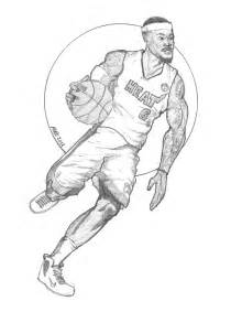 lebron coloring pages paul s 187 2012 187 june