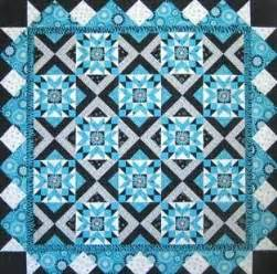 Black And Blue Quilt Quilt Pattern Blue And Black Quilts