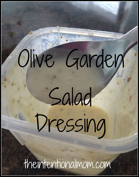 new olive garden salad dressing home gallery