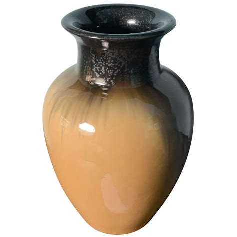 Fulper Vase by Fulper Pottery Vase With Butterscotch Cat S Eye And