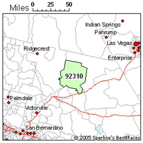 Average Rent By Zip Code fort irwin zip 92310 california