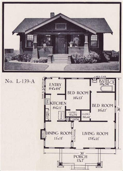 avalon 1923 sears kit houses california bungalow 1922 california bungalow plan by e w stillwell co i