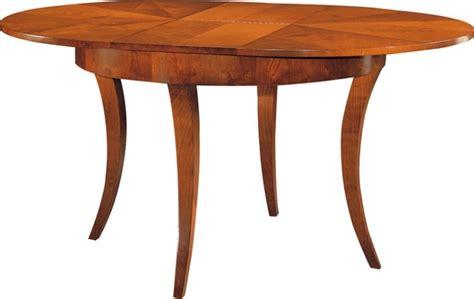 tavolo biedermeier tavolo allungabile rotondo in ciliegio tavolo biedermeier
