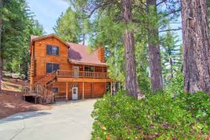 cabin in yosemite yosemite s scenic wonders cabin cottages for rent in