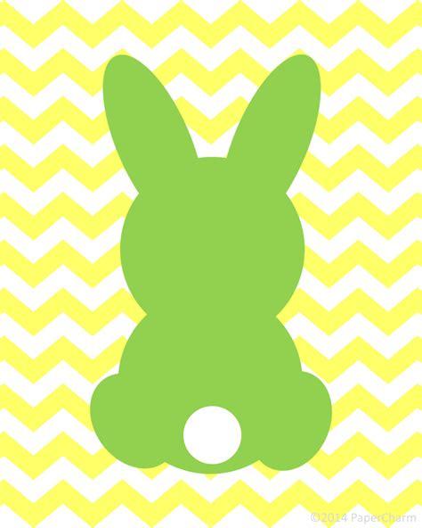 printable easter art free bunny silhouette easter printable art easter