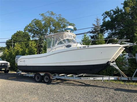 world cat boats used 2002 used world cat 266 sc cuddy cabin boat for sale