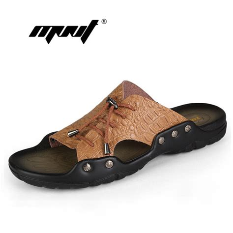 fashioned slippers for fashion style sandals crocodile pattern leather summer