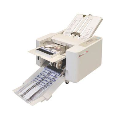 Paper Folding Machine Reviews - mbm 208j manual paper folder