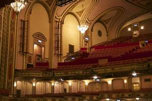 Cadillac Palace Theatre Seating Cadillac Theater Chicago View From Seats At Metlife