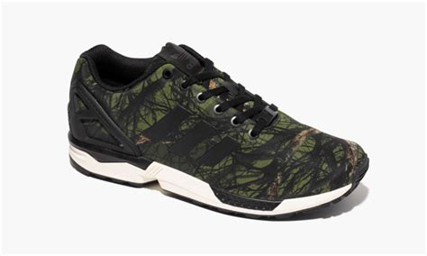 adidas zx flux trees pattern adidas originals zx flux holiday 2014 quot graphics quot pack