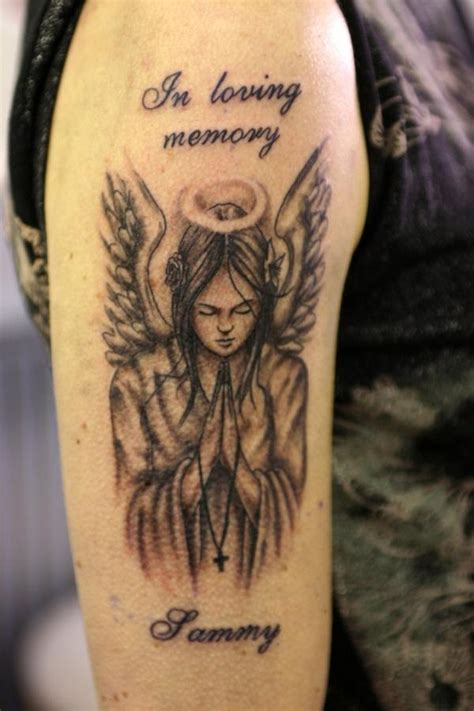 tattoos of angels for men 50 tattoos for top designs for