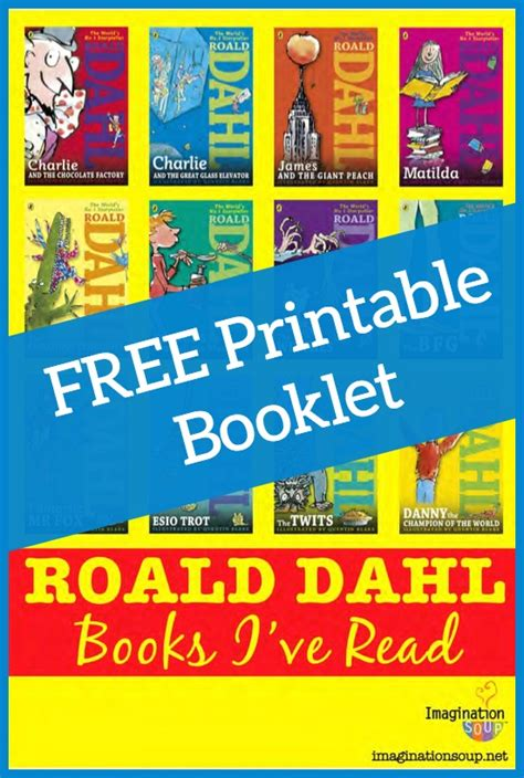 roald dahl book review template what roald dahl books you read imagination soup