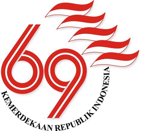 logo peringatan hut ke 69 kemerdekaan republik indonesia tahun logo resmi hut ri ke 69 th 2014 versi pemerintah nunna mimi