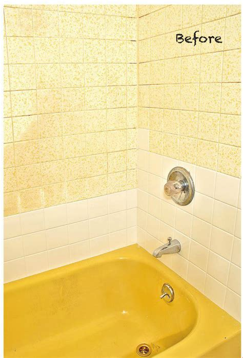 miracle method bathtub refinishing cost save yourself the time and cost of regrouting your tile